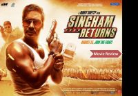 Singham Returns – Full Movie Review in Hindi | New ..
