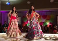 Sisters Dance on bollywood songs new Wedding Reception ..