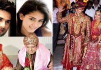 Six Bollywood stars who went for arranged marriage ..