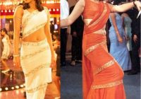 Smart Ways to Wear Sarees and Accentuate Your Body Type ..