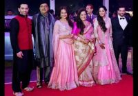 Sonakshi Sinha's brother WEDDING RECEPTION | New Bollywood ..