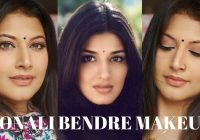 SONALI BENDRE NATURAL MAKEUP TUTORIAL | DECODING 90'S ..