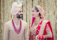 Sonam Kapoor and Anand Ahuja marriage: Highlights – bollywood wedding highlights