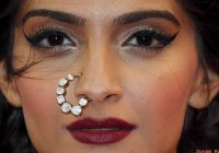 Sonam Kapoor full makeup face in party image | Latest HD ..