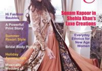 Sonam Kapoor on Plan Your Wedding Cover June 2012 Issue ..