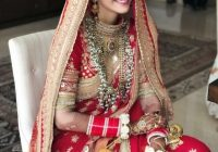 Sonam Kapoor Wedding Stills – bollywood wedding pics