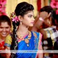 South Indian Bridal Hairstyles Photographs For Reception – indian bridal reception makeup with hairstyle