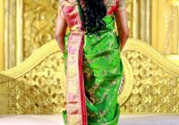 South Indian Bridal Hairstyles Photographs For Reception – reception hairstyle for indian bride