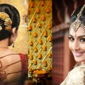 South Indian Bridal Makeup and Hairstyle Tutorial  Simple ..