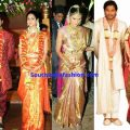 South Indian Celebrities Wedding Photos – South India Fashion – tollywood celebrities wedding pictures