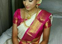South Indian Wedding Hairstyles For Long Hair Step By Step ..