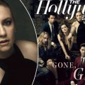 Stars of HBO's Girls pose for The Hollywood Reporter ..
