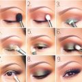Step By Step Procedure For Eye Makeup – Mugeek Vidalondon – indian bridal eye makeup step by step