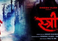 Stree Review – Stree Hindi Movie Review by Manisha Lakhe ..