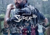 'Super 30' new poster announces the trailer releases of ..