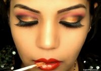SuperPrincessjo : INDIAN BRIDAL WEDDING MAKEUP RED AND ..