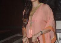 Tabu at Sonali Bendre's marriage anniversary in Mumbai on ..