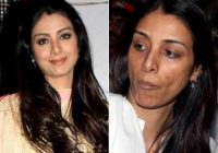 Tabu without makeup pictures – I Just Love Movies – bollywood actress makeup video