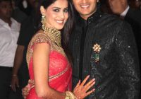TamiL MoviE RoaminG: Ritesh & Genelia Wedding Reception ..