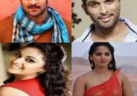 Telugu Actors Actresses Caste List | Tollywood Heroes ..