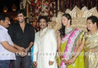 TELUGU BUCKET: Tollywood Celebrities at Jr NTR Wedding ..