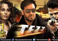 Tezz (HD) | Full Hindi Movie | Ajay Devgan Full Movies ..
