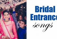 The Best Indian Bridal Entry Songs that create an Impact ..
