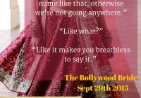 The Bollywood Bride Blog Tour – Sonali Dev – the bollywood bride sonali dev epub