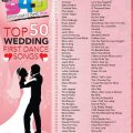 The New 94.9 Top 50 Wedding First Dance Songs! | Music We ..