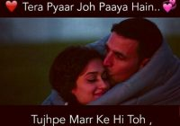 The song is fav fr all in my friends :) | shayari ..