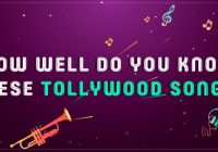 The Ultimate Tollywood Songs Quiz! | The Ultimate Telugu ..
