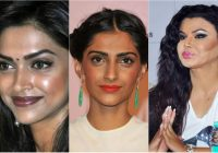 These Celebrities Should Fire Their Makeup Artist! Right ..