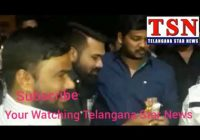 Tollywood Actor VENKAT YADAV Birthday Celebration At ..