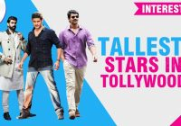 Tollywood Actors above 6 Feet Height || Filmylooks – YouTube – tollywood actors height
