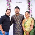 Tollywood Actors Vithika Sheru And Varun Sandesh ..
