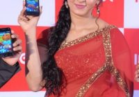 Tollywood Actress Anushka Shetty Photos In Red Saree – tollywood actress saree photos