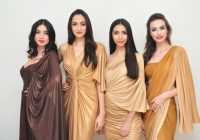 Tollywood Actress Dhanya Balakrishna launches Anoos Salon ..