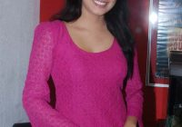Tollywood Actress Hari Priya Latest Exclusive Pink Dress ..