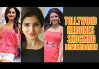 Tollywood Actress Remuneration List – YouTube – remuneration of tollywood actress