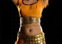 Tollywood Actress Sneha Ullal Spicy Navel Show Photos ..