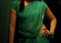 Tollywood Actress Sravya Saree Navel Photos – Heroines Images – tollywood heroines saree images