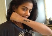 Tollywood Actress Tattoo Photos | Lovely Telugu – tollywood actress tattoo