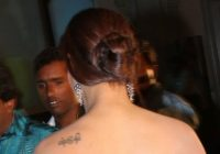 Tollywood Actress Tattoos | Tollywood Actresses Tatoo ..