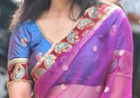 Tollywood Actress with saree | The facebook club – telugu tollywood