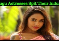 Tollywood Actresses Spit Their Industry! | Nettv4u