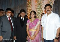 Tollywood Celebrities @ Ambika Krishna Son Marriage Reception – tollywood celebrities marriage photos