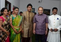Tollywood celebs at Sivaji Raja's daughter wedding – tollywood celebrities wedding pictures