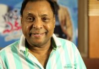 Tollywood Comedian Actor Gundu Hanumantha Rao passes away ..