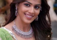 Tollywood Cute Actress Genelia D'Souza Latest Beautiful ..