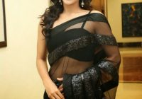 Tollywood DIVAS in Hot transparent Saree Stills which is ..